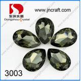 Crystal operato Stones con un Hole per Jewelry Pendant