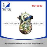 12V 2.5kw Lester 17399 128000-4080の幼虫のための始動機モーター