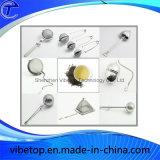 Filtro do chá do aço inoxidável da ferragem da cozinha da elevada precisão