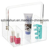 Chine Custom Acrylic Cosmetic Display / Make Up Organizer Acrylic Cosmetic