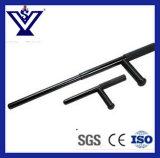 Bastone espansibile d'acciaio dell'autodifesa di Anti-Tumulto della polizia con la torcia elettrica (SYSD-16)