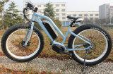 Batterie-MITTLERE Laufwerk-Fahrräder für Verkauf mit fettem Gummireifen