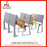 Mesa da escola da classe elevada e jogo de alumínio da cadeira