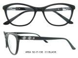A Cheio-Borda a mais nova do frame ótico do acetato do projeto molda vidros do frame de Eyewear do modelo novo