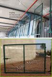 金属の庭の塀の防御フェンスのパネルの装飾的な金属の塀