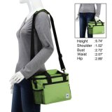 Termo Lunch Bag Cooler Insulated Lunch Bags per Women Kids Thermal Bag Lunchbox Food Picnic Bag Handbag Tote