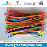 Connectting Tag를 위한 Gift 선전용 Travelling Need Plastic PVC Rope