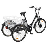 Bicicleta elétrica de 3 rodas