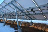 Acier actionné solaire de C de support