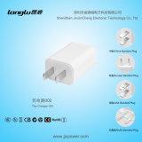 휴대 전화를위한 USB 충전기에서 5V / 1A / 5W 화이트 CCC 플러그