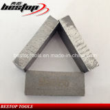 예멘 Market를 위한 석회석 Diamond Cutting Segment