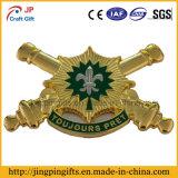 고품질 주문 아연 합금 금속 사기질 기장 또는 Pin