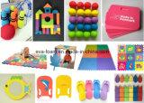 Bille neuve chaude de mousse d'EVA de bille de tension de vente en gros d'EVA de jouets