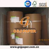 papier de la Chine Woodfree de taille du roulis 120g enorme pour l'impression de carte