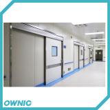 Признавайте раздвижную дверь OEM Qtdm-1 автоматическую воздухонепроницаемую