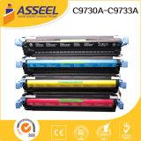 Alta calidad Cartucho de tóner compatible C9730A para HP Serie 5500