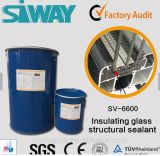 Due parti del silicone di Special secondario del sigillante per la guarnizione strutturale di vetro d'isolamento