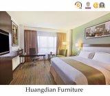 現代贅沢4の星のホテルの厚遇の寝室の家具(HD609)