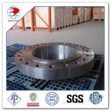 Air Duct ASTM A105 Flange roscada galvanizada