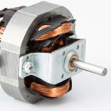Motore 100V/50Hz, 110V/60Hz, 120V/60Hz del fon di CA del ccc RoHS