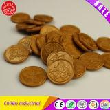 Plastikspielzeug-Münzen als pädagogisches Spielzeug