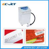 Impresora de inyección de tinta continua de la máquina de la marca para la codificación del rectángulo de la medicina