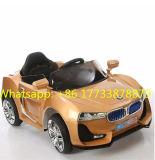 Le véhicule en plastique d'enfants de BMW joue le véhicule électrique à télécommande