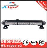 Double-Côtés Lightbar de avertissement de clignotement de la circulation 12V