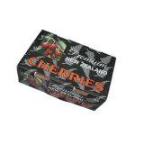 5-10 caja de embalaje del papel de la cereza del kilogramo para la fruta y verdura