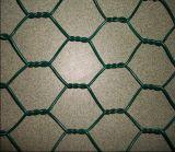 Una larghezza rivestita esagonale del PVC della rete metallica del pollo di 0.5m - 2.0m