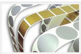 Impresora transparente del carrete de película del PVC de Jps320-1c-B con la función que raja