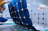 El panel solar flexible de 200 W para la electricidad Generatoring de la Sistema Solar