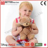 세륨 아이를 위한 꼭 껴안고 싶은 박제 동물 연약한 장난감 견면 벨벳 장난감 곰