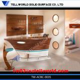 TW-neuer Entwurfs-Acryleckstab-Schrank-Möbel
