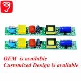 6-20W Ultra-Thin 비고립 T5/T8 관 빛 전력 공급 QS1123