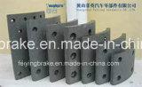 Американская обкладка тормоза тележки (WVA: 19036/1903700 BFMC 1L/66/67/3) 4515 частей Cautomobile