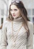 女性の方法カシミヤ織のセーター(1500002038)