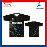 Camiseta lo más tarde posible modificada para requisitos particulares de Subimation de la manera de Healong