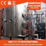 Titanium, Chroom, Zirconium, de Machine van de VacuümDeklaag van het Metaal PVD van het Aluminium van het Titanium, Apparatuur, Systeem