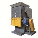 Único Shredder grande do eixo para o bloco grande (HDPE)