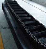 Corrugated резиновый конвейерная для смешивая конвейерной резины Transimmison станции