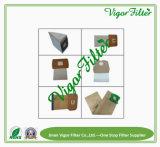 Filtro de saco do vácuo para o sensor/Versamatic de Windsor mais vácuos