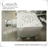 Pompa a ingranaggi ad alta pressione della fusione di portata di Gmach grande per l'espulsore di plastica