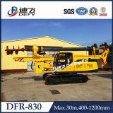 30m Bodenschrauben-Stapel-Fahrer-Maschine