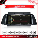 Carro GPS de Hla 8849 para o reprodutor de DVD F10 1080P de BMW 5 com Bluetooth MP3/4