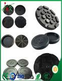 Pistas de goma de silicón del OEM EPDM Nr con alta calidad