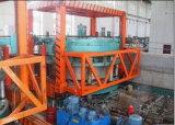 Pneu hidráulico gigante de aço que cura a máquina da imprensa/maquinaria de borracha