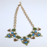 Jewellery способа ожерелья браслета серьги нового Jewellery способа смолаы деталя цветастого акрилового установленный