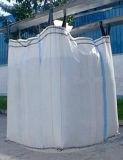 Grande sacco in serie tessuto pp bianco