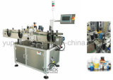 Принтера ярлыка бутылок системы роторного автоматические располагая обозначая